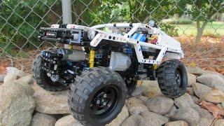 getlinkyoutube.com-Lego Technic: 4x4 Proteus