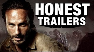 Honest Trailers - The Walking Dead: Seasons 1-3 width=