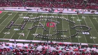 getlinkyoutube.com-OFFICIAL OSU Marching Band video game half time show