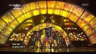 getlinkyoutube.com-【1080P】TEENTOP -TEEN TOP CLASS & Don't I & Rocking @Comeback Stage (30 Aug,2013)