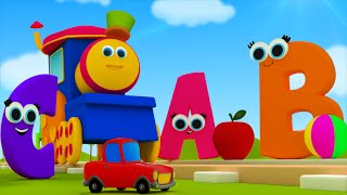 Bob The Train | Bob, The Train On A Phonics Adventure | Phonics Song | ABC Song