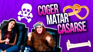 getlinkyoutube.com-CASAR COGER O MATAR CON MI NOVIA