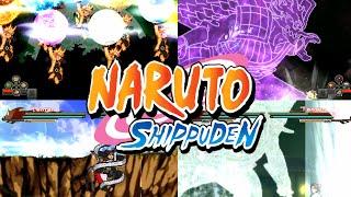 getlinkyoutube.com-Naruto Mugen - Jutsus/ Ultimate Jutsus/ Awakenings - Parte 1