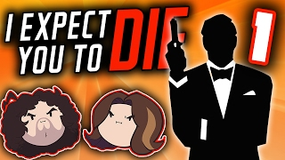 getlinkyoutube.com-I Expect You To Die : World's Best Spy - PART 1  - Game Grumps