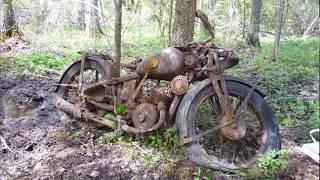 getlinkyoutube.com-Уникальная находка в Новгородских лесах