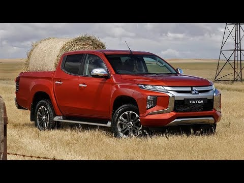 2019 Misubishi l200 TRITON - the First EXTREME TEST-DRIVE of the Updated Pickup!!