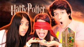 RETO GRAGEAS DE HARRY POTTER | HARRY POTTER CHALLENGE | RETO POLINESIO
