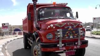 getlinkyoutube.com-Mercedes Benz - Tipper Truck - Egypt