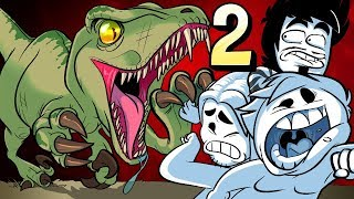 Oney Plays The Lost World: Jurassic Park - EP 2 - Extinct for a Reason