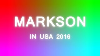 Marry You, Marry Me - Markson Moments In USA :) #Jark #MarkSon