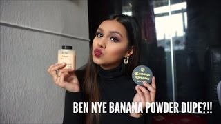 getlinkyoutube.com-BEN NYE BANANA POWDER DUPE?!!