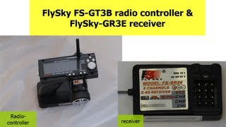 getlinkyoutube.com-FlySky FS-GT3B radio control & GR3E receiver how to video tutorial.