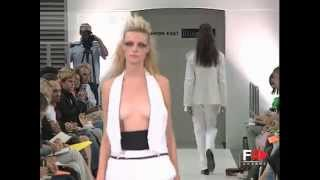 "getlinkyoutube.com-Fashion Show ""Jens Laugesen"" Pret a Porter Women Spring Summer 2003 London"
