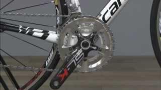 getlinkyoutube.com-ロードバイクインプレッション2011 パート4 CANNONDALE CAAD10 3 ULTEGRA【シクロチャンネル】
