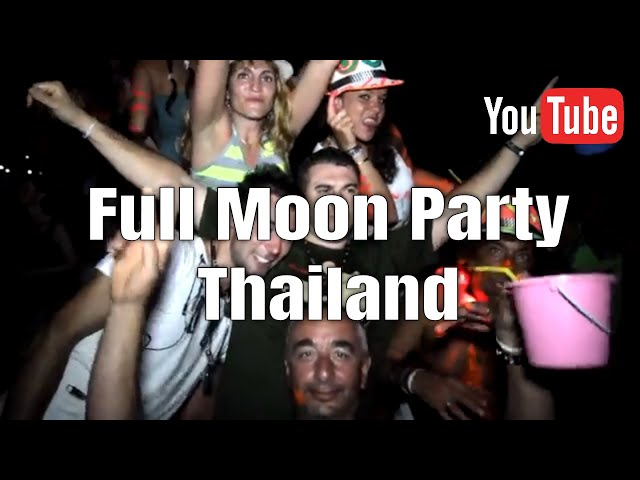 HD 1080p | Full Moon Party | Feb. 2011