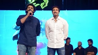 getlinkyoutube.com-Prabhas and Gopichand Funny Speech at Jil Movie Audio Launch