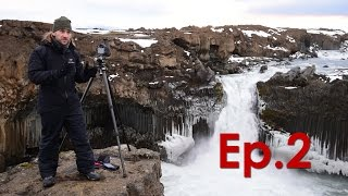 getlinkyoutube.com-Photographing The World BTS ep 2 Fstoppers in Iceland