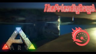 getlinkyoutube.com-Ark Max Speed! | Mosasaur