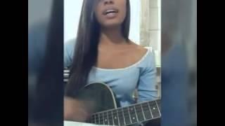 getlinkyoutube.com-mãe dela morreu e ela fez essa musica :(