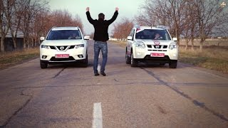 getlinkyoutube.com-Тест-драйв Nissan X-Trail 2014