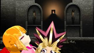 getlinkyoutube.com-MMD Yami X Blossom Whisper in the dark