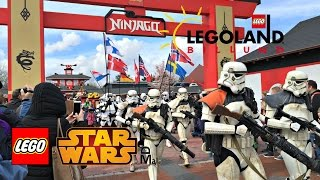 getlinkyoutube.com-Legoland Denmark Star Wars Day 2016