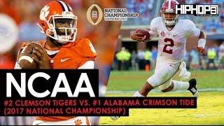 getlinkyoutube.com-Clemson vs Alabama 2017 Championship! Full Game! Game Livestream!
