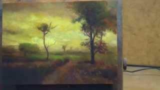 getlinkyoutube.com-Sunrise by George Inness, Study by M Francis McCarthy