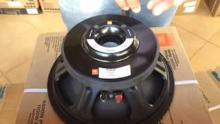 getlinkyoutube.com-LANÇAMENTO: Selenium Street Bass 900 450 RMS 12 e 15 Pol.