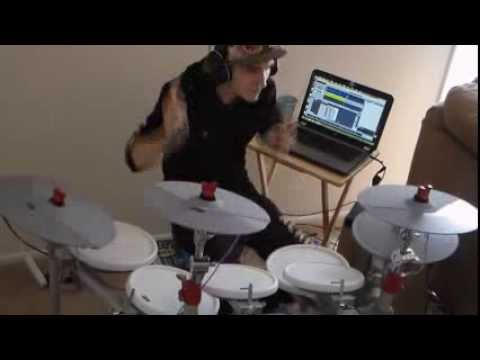 Escape The Fate - One For The Money (Drum Cover) MasonVPT