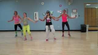 "getlinkyoutube.com-""Danza Kuduro"" by Don Omar. Dance Fitness"