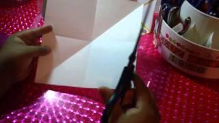 getlinkyoutube.com-2 TARJETAS 3D FACIL TODA OCASION - Manualidadesfaciles