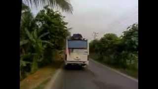 Pahala Kencana Vs Cv.PeLangi @ Palembang Lintas Timur sumatra