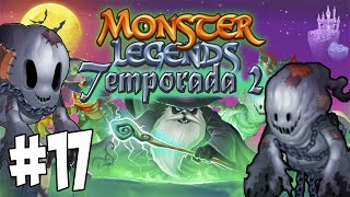 getlinkyoutube.com-Monster Legends T2 - Capitulo 17 - Primer Legendario: Lostyghost