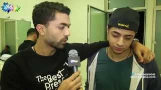 getlinkyoutube.com-محمد عباس مراسل من كواليس البرايم 6 - ستار اكاديمي 11