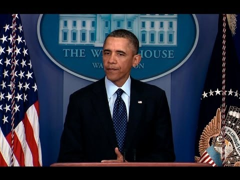 In Press Conference, President Obama Talks About Moving Forward Despite Sequester | The White House