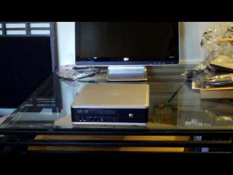 hp compaq 6000 pro manual