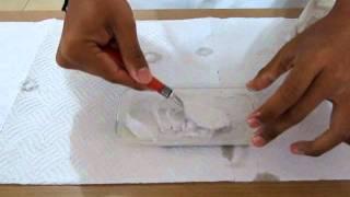 getlinkyoutube.com-Como hacer un molde de yeso (Practica 1 Procesos de Manufactura)