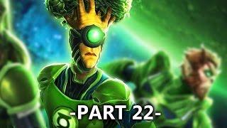 getlinkyoutube.com-Green Lantern Medphyll Battle Returns & PvP Gameplay Part 22 | DC Legends