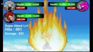 getlinkyoutube.com-Sonic Flash - Chaos Armageddon Episode 2 Part 2 (Scene's 1 thru 4 [and part of 5])