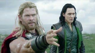 Thor Ragnarok In HINDI - Fight Scenes PART 1   Surtur  vd Thor Loki