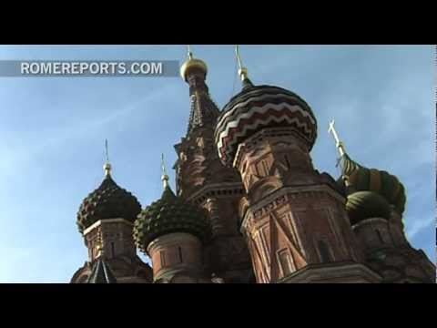 Priorities for next Pope  Religious freedom in Russia and China