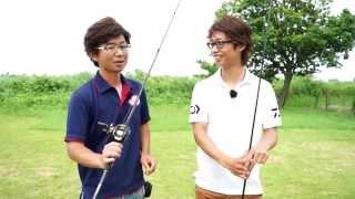 getlinkyoutube.com-【fimoTV】DAIWA/モアザンPE SV特集動画第2弾 ベイトVSスピニング飛距離比較【PR】