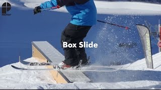 getlinkyoutube.com-How To Freeski: Box Slide | Freeski Tricks presented by Protest