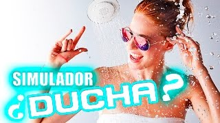 getlinkyoutube.com-PESADILLA EN LA DUCHA | Shower Simulator