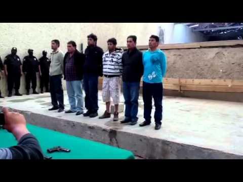 Hidalgo infestado de zetas, suman 262 detenidos
