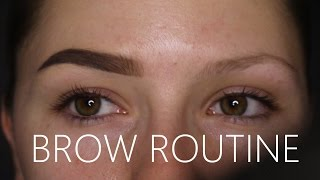 getlinkyoutube.com-BROW ROUTINE