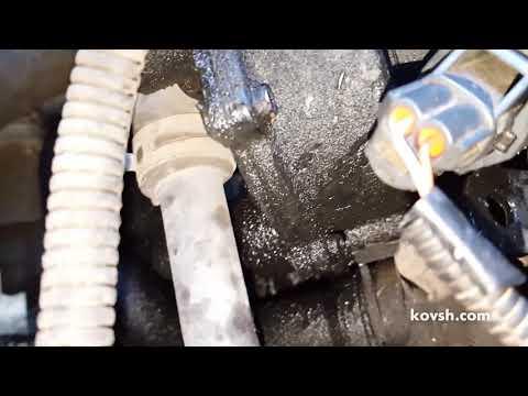 Течь вакуумного насоса подлежит ремонту. Ford Transit Connect 1.8 TDCi HCPA