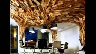 getlinkyoutube.com-Лучшие и необычные интерьеры из дерева