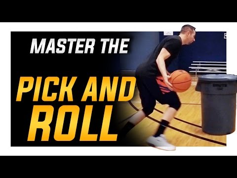How to Master the Pick and Roll for EASY Buckets: Basketball Moves Tutorial